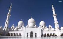 Mosque Sheikh Zayed, Dubai, UAE